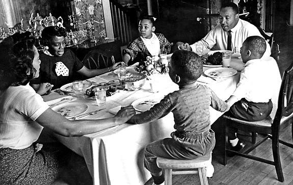 Martin Luther King Family 2014 MLK - Esther de...
