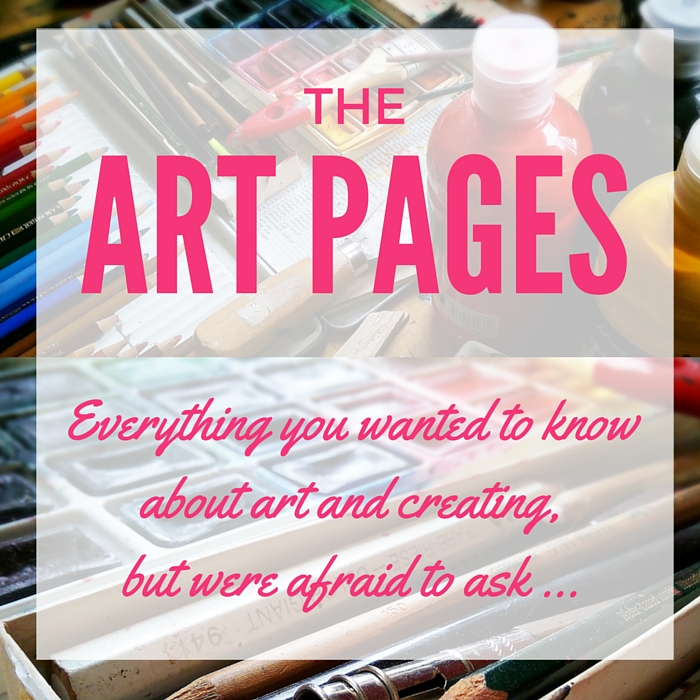 the Art Pages – Everything you wanted to Know about Art ...